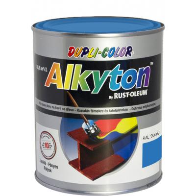 Dupli-Color Alkyton Lesk, samozákladová barva na rez, Ral 5012 světle modrá, 750 ml
