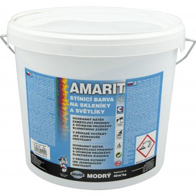 Amarit stínící barva na skleníky a světlíky, 5 kg