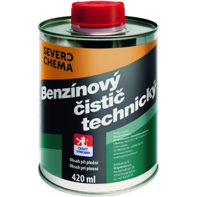 Severochema benzínový čistič technický, 700 ml