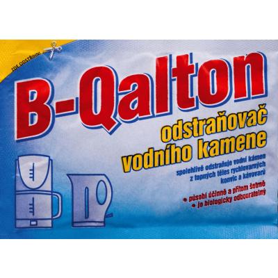 Bio Qalton odstraňovač vodního kamene z konvic, 25 g