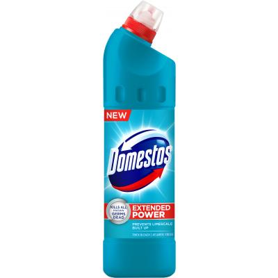 Domestos 24h Atlantic Fresh čistič WC, 750 ml
