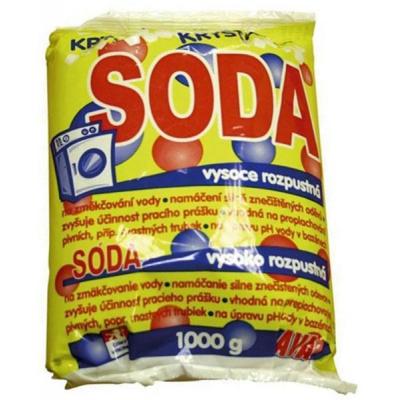 Hlubna Ava Soda krystalická 1 kg