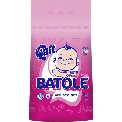 Qalt Batole prací prášek pro miminka, 18 praní, 2,4 kg