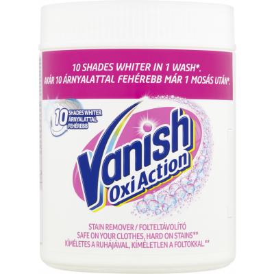 VANISH Oxi Action prášek na bělení a odstranění skvrn 470  G