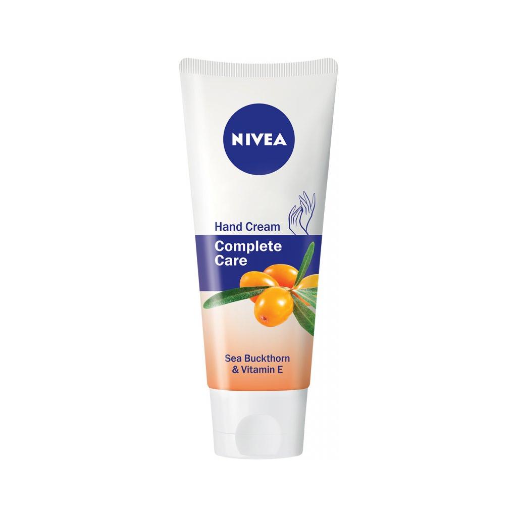 Nivea Complete Care krém na ruce, 75 ml