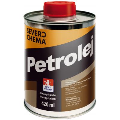 Severochema petrolej 420 ml