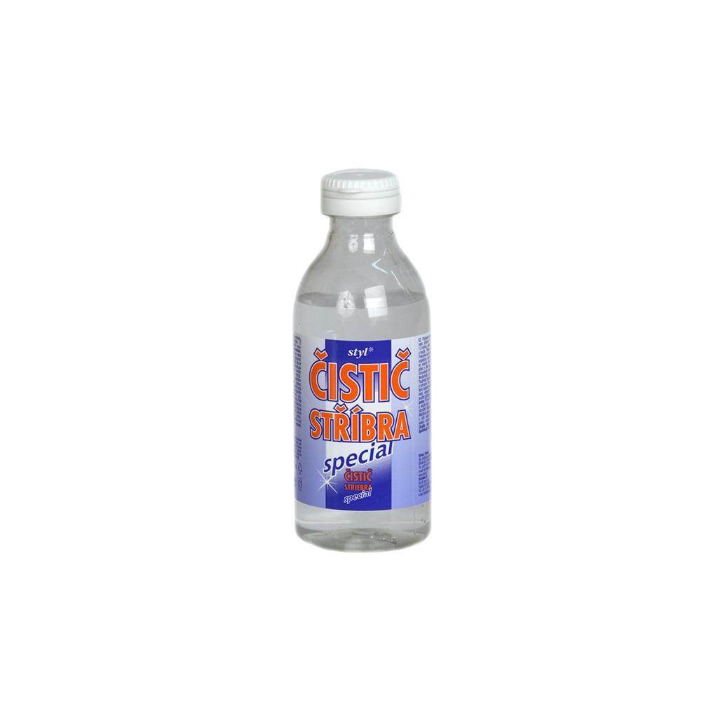 Styl Čistič stříbra speciál tekutý, 190 ml
