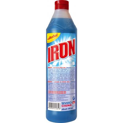 Iron čistič oken a skleněných ploch, 500 ml