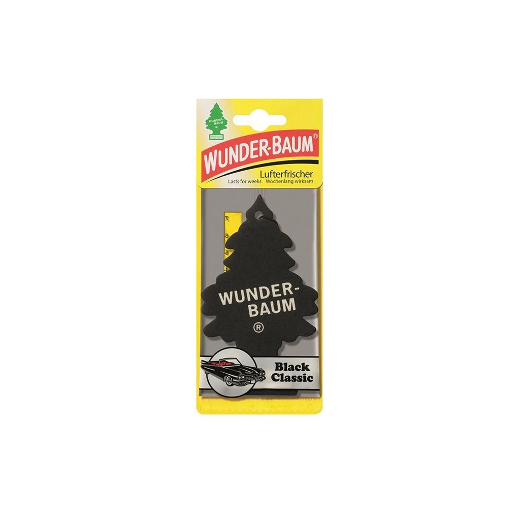 WunderBaum vonný stromeček, Black classic, 1 ks