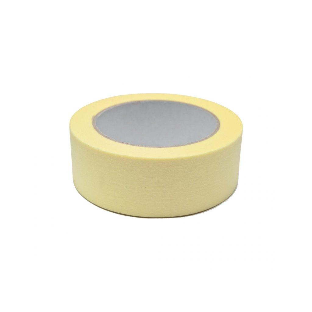Mako lepicí páska zakrývací, 1 den, do 60 °C, rozměr 48 mm × 50 m
