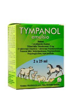 Tympanol emulse 2x25ml Doprodej