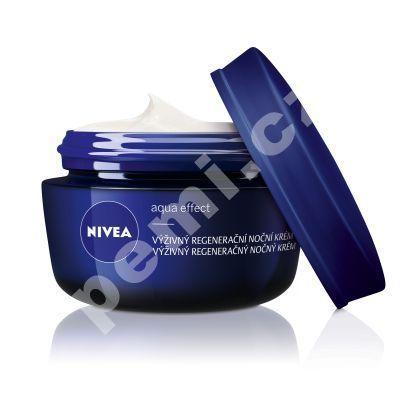 Nivea Essentials Moisture Boost zvláčňující noční krém, 50 ml
