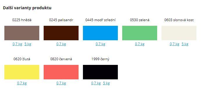 Bakrylex Univerzál lesk V2066 barva na dřevo a kov, 0620 žlutá 700 g