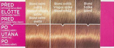 L ́Oréal Paris barva na vlasy Casting Crème Gloss 834 Zlatý karamel