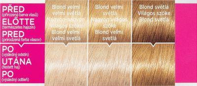 L ́Oréal Paris barva na vlasy Casting Crème Gloss 1021 Kokosová pusinka