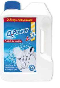 Q Power prášek do myčky nádobí 3kg