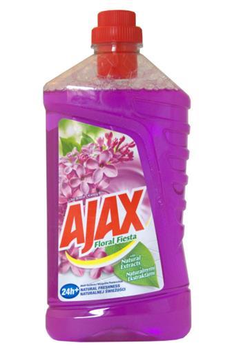 Ajax Floral Fiesta Lilac Breeze, univerzální pro veškeré plochy v domácnosti, vůně šeříku, 1 l