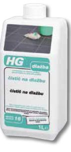 HG čistič na dlažbu 1000 ml