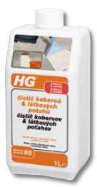 HG čistič koberců a látkových potahů 1000 ml
