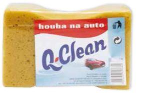 Q clean houba na auto 1ks
