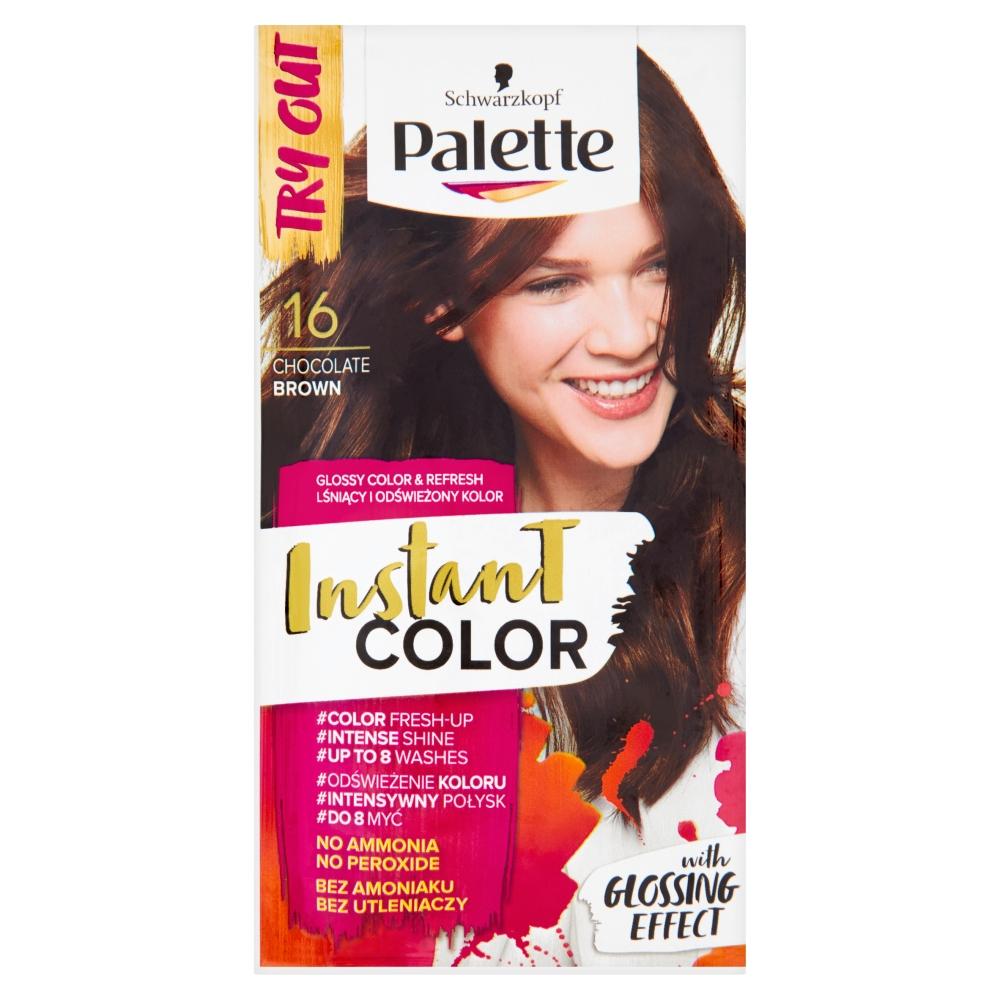 Palette Instant color č. 16 Čokoládově hnědý 25ml