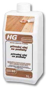 HG přírodní olej na podlahy 1000 ml