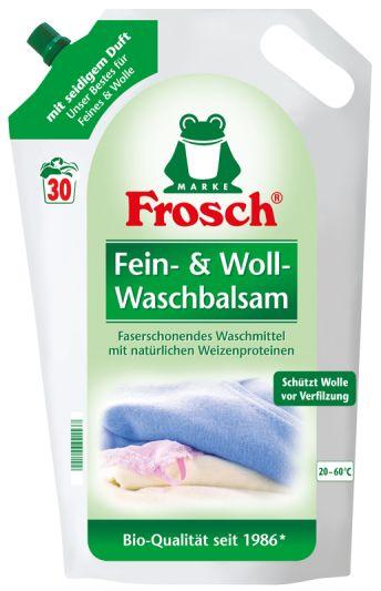 Frosch na vlnu,hedvábí, jemné prádlo 1,8L