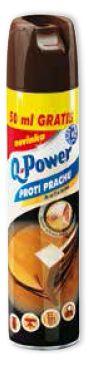 Q power sprej proti prachu balsam 300ml