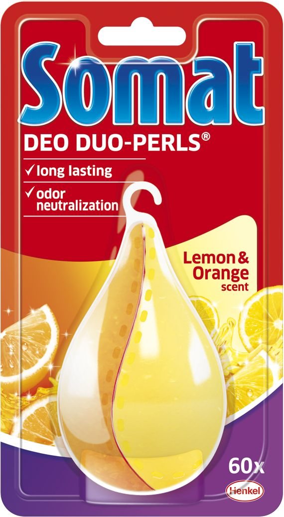 Somat Deo Perls Lemon Fresh