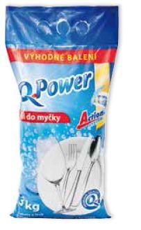 Q power sůl do myčky 3kg
