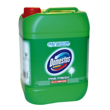 Domestos tekutý čisticí a dezinfekční prostředek Pine 5L