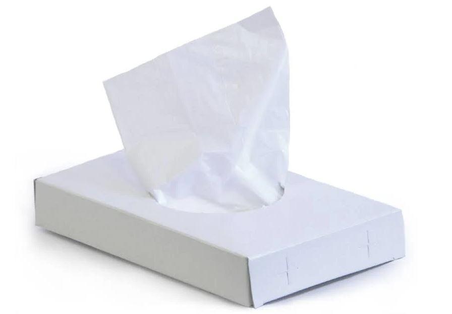 sáčky hygienické microten 25ks krabička