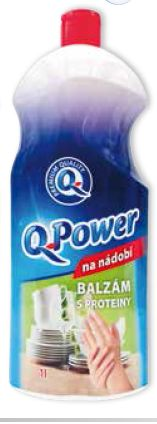 Q Power na nádobí 1l BALZÁM