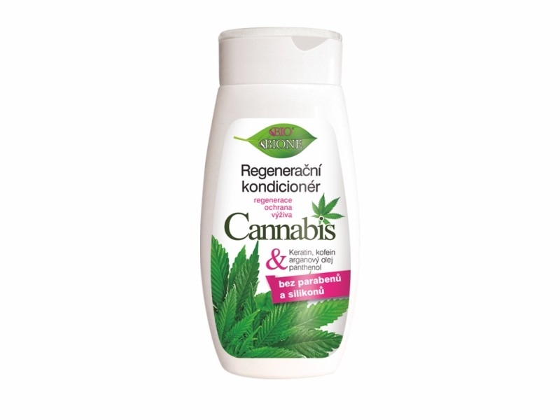 Bio Cannabis regenerační kondicionér 260ml Bione Cosmetic