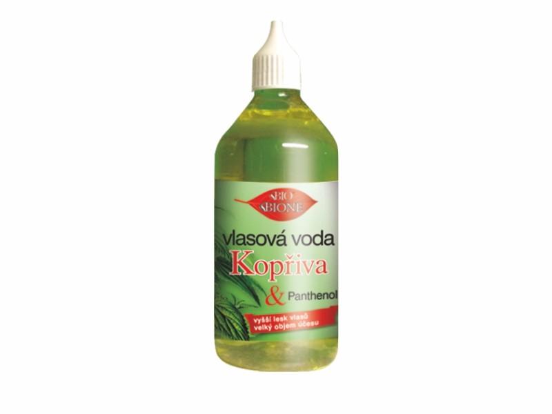 Bio Kopřiva vlasová voda 220ml Bione Cosmetics