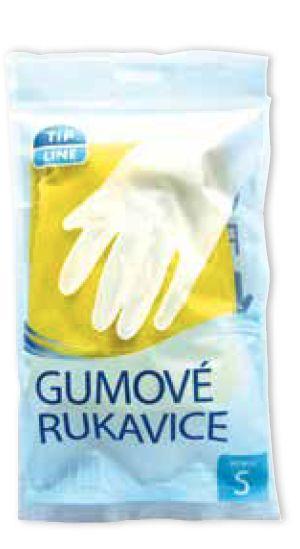 Tip line gumové rukavice obyčejné velikost S 39a8cb9efd