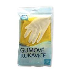 Tip line gumové rukavice obyčejné velikost L XL  df344388bd