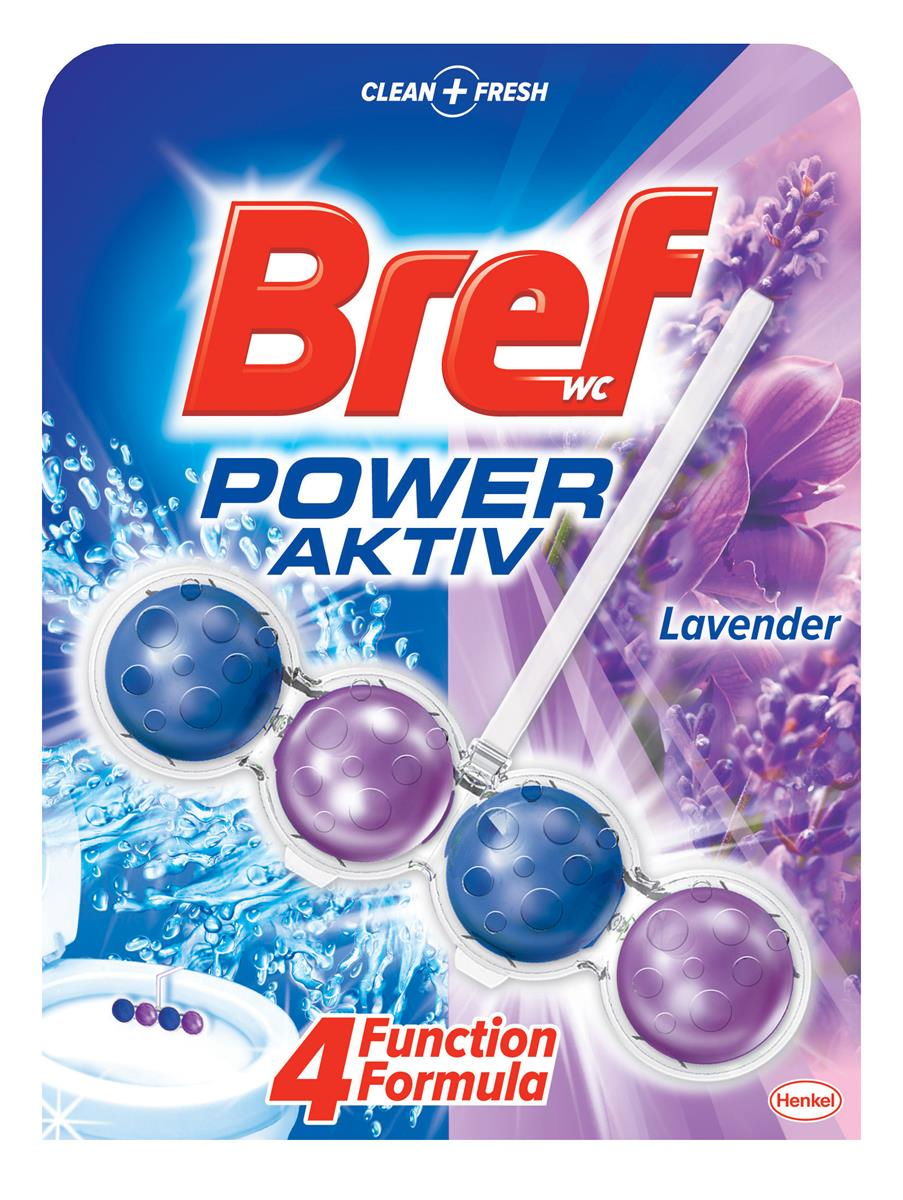 Bref power aktiv blok Lavender levandule 50g