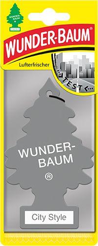 WUNDERBAUM City Style vonný stromeček 5g 1ks