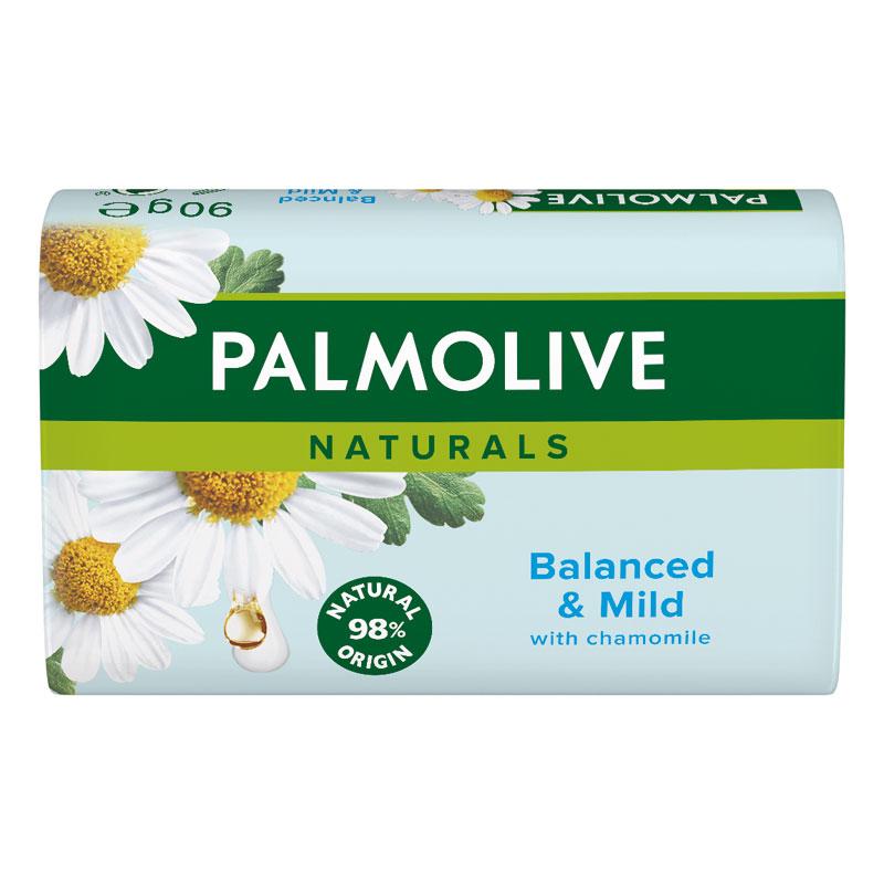 Palmolive Naturals Balanced & Mild mýdlo 90 g