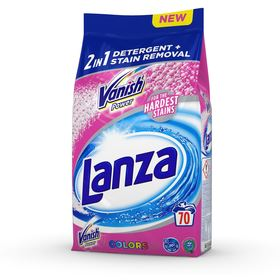 Lanza Vanish 2v1 Power na barevné prádlo 5,25 kg