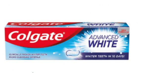 Colgate  Advanced Whitening 75ml zubní pasta