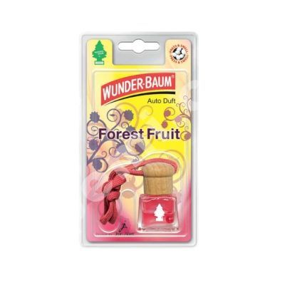 Wunder-baum classic tekutý osvěžovač vzduchu Lesní ovoce 4,5ml