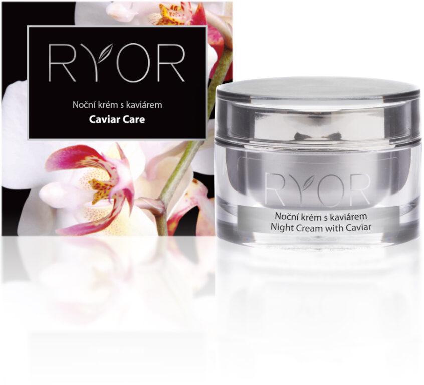 Noční krém s kaviárem. Caviar Care. 50 ml.